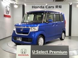 ホンダ N-BOX 660 G L 2年保証 禁煙車 1オーナー 純正ナビ ETC