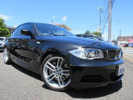 BMW 1シリーズクーペ 135i Mスポーツパッケージ 7速DCT 1オーナー