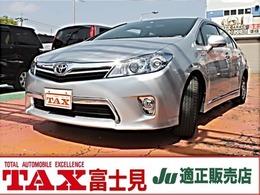 トヨタ SAI 2.4 S 車検令和4年11月 HDDナビ 記録簿付き