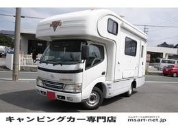 トヨタ カムロード グローバルキング キャンピング FFヒーター キッチン