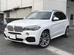 BMW X5 xドライブ 50i Mスポーツ 4WD サンルーフ 本革 ETC シートエアコン