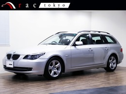 BMW 5シリーズツーリング 525i ハイラインパッケージ 後期/1オ-ナ-/パノラマSR/ディ-ラ-記録11枚