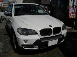 BMW X5 3.0si 4WD 車検R4年9月