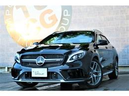 メルセデスAMG GLAクラス GLA 45 4マチック 4WD パノラマSR AMGエクスクルーシブP 新車保証