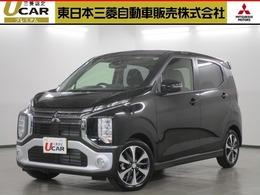 三菱 eKクロス 660 T サポカーS ナビ&TV