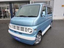 ホンダ バモス 660 L ターボ ローダウン 4WD 後期モデル・ナビ・送料30000円補助