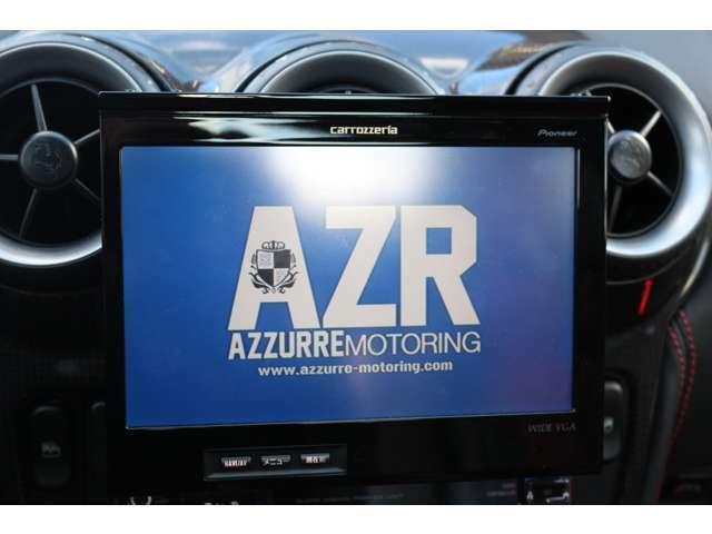 カロッツェリアHDDナビ装備!HDD、CD、DVD再生、機能性の良いナビ装備しております。