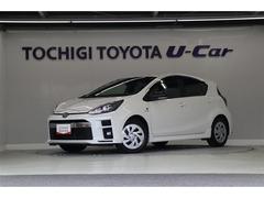 トヨタ アクア の中古車 1.5 G GRスポーツ 栃木県佐野市 195.0万円