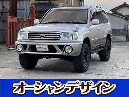 トヨタ ランドクルーザー100 4.7 VXリミテッド Gセレクション 4WD 検R3/7 ETC ナビ ワンセグ Bluetooth