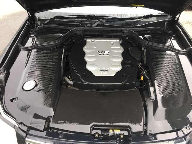 ハイパワー3500!V6エンジン!!