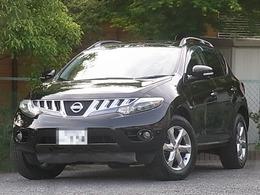 日産 ムラーノ 3.5 350XV FOUR 4WD ナビ ETC Bカメラ 黒革 サンル-フ 1年保証