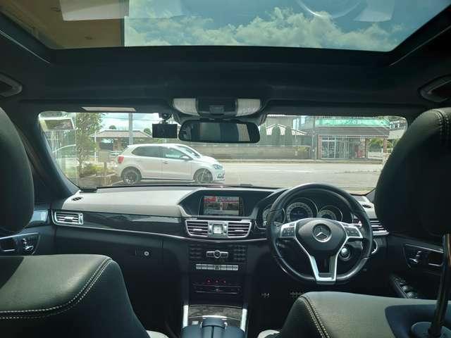 サンルーフ 黒革シート レーダーセーフティPKG AMGスポーツPKG 純HDDナビ地デジフルセグTV 360度カメラ LEDヘッドライト ETC2.0 キーレスGOプッシュスタート ベーシックPKG