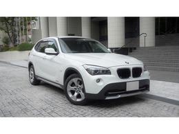 BMW X1 sドライブ 18i ハイラインパッケージ 1オーナー 黒革シート シートヒーター