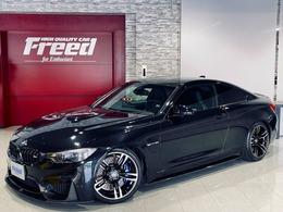 BMW M4クーペ M DCT ドライブロジック Mパフォーマンス KW車高調 3Dデザイン