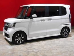 ホンダ N-BOX カスタム 660 G L ホンダセンシング 当店試乗車 8インチナビ シートヒーター