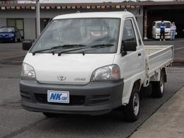 トヨタ ライトエーストラック DX 走行13000km 5MT 最大積載量1000kg ABS装備