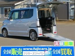 ホンダ N-BOX+ 660 カスタムG 車いす仕様車 電動ウィンチ 純正ナビ 地デジ ETC