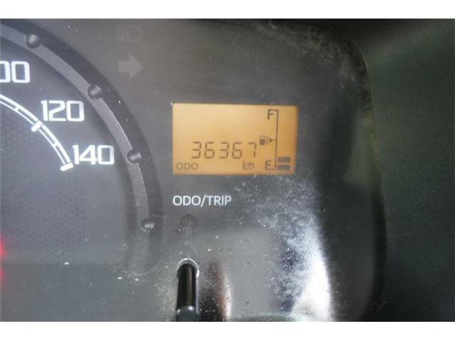 走行距離36367キロ。