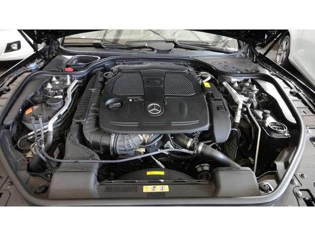 3500CC、V6エンジン