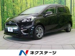 トヨタ シエンタ 1.5 G 禁煙車 SDナビ 両側電動 モデリスタエアロ