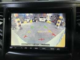 バックカメラ装備だから運転が不安な方もばっちり!バックの際はモニタを見ながらだから後ろもばっちり!