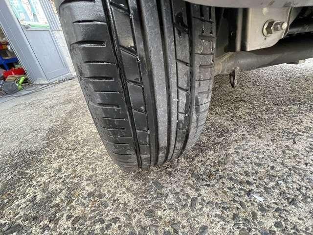 タイヤ・タップリ有ります・お気軽にお問い合わせ下さい。
