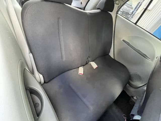 Rシートの状態いいです