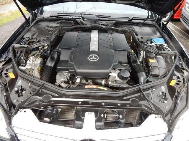 5L エンジンV8 AMG スポ-ツマフラ-