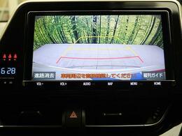 【純正9インチメモリーナビ】DVD再生可能です!!バックモニターで駐車時に後方確認もできますので、大きな車の運転で不安な方も安心してお乗りいただけます♪