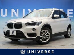 BMW X1 xドライブ 18d 4WD 禁煙 純正ナビ LEDヘッド 4WD