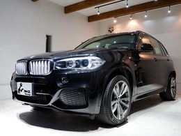 BMW X5 xドライブ 50i Mスポーツ 4WD 正規ディーラー車 1オーナー ACC 純正ナビ