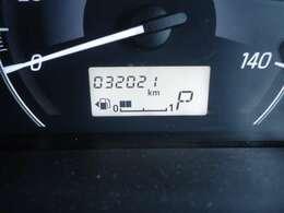 走行距離は32021キロです。