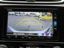 ■バックカメラ付き■駐車が苦手な方にも後ろの画像がハッキリと映し出される安心のバックカメラ搭載☆