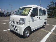 三菱 ミニキャブバン の中古車 660 M ハイルーフ 4WD 新潟県新潟市西蒲区 99.8万円