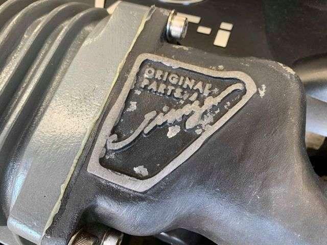 実走行4.7万キロ!ジムゼ・スーパーチャージャーキット!内燃機関良好です!