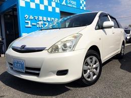 トヨタ ウィッシュ 1.8 X 977 電動格納ミラー タイミングチェーン