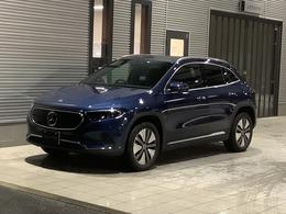 メルセデス・ベンツ EQA EQA250 ナビP 新車保証付/ユーザー様買取車