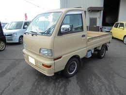三菱 ミニキャブトラック 660 VX スペシャルエディション 三方開 4WD クラッチ新品 エアコン