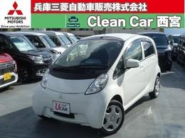 三菱 アイ・ミーブ(軽) X CD 電気自動車 急速充電