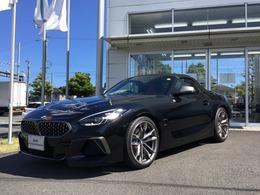 BMW Z4 M40i 19インチAW・Hカードン・赤レザー・ACC