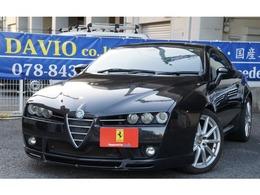 アルファ ロメオ アルファブレラ スカイウインドーJTS Q4 Qトロニック 4WD