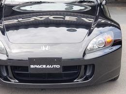 ホンダ S2000 2.2 6速MT 黒革シート キセノン