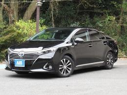 トヨタ SAI 2.4 G 黒革 サンルーフ Pスタート Bluetooth
