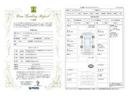 安心の鑑定済車両です!第三者機関の日本自動車鑑定協会(JAAA)の鑑定師が中古車を鑑定!プロが一台一台チェックします!見た目からでは判断がつかない箇所も入念にチェックしています!