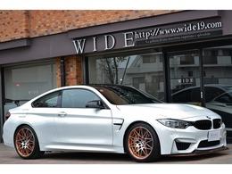 BMW M4クーペ GTS M DCT ドライブロジック D車 世界限定車 カーボンボンネット