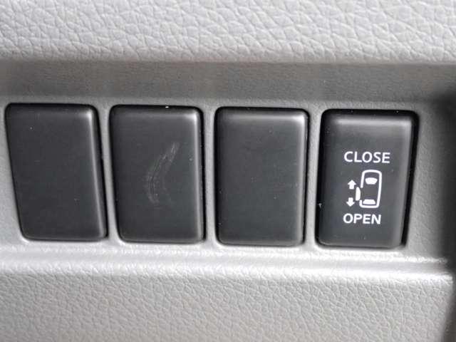 左側オートスライドドア付きなのでとっても便利です♪