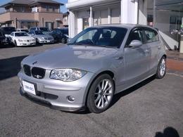 BMW 1シリーズ 120I HDDナビ ETC CD