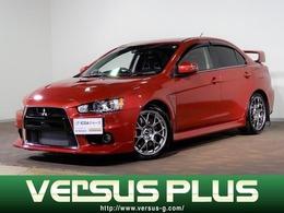 三菱 ランサーエボリューション 2.0 GSR X 4WD ハイパフォーマンスパッケージ 社外ナビTV
