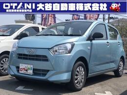 ダイハツ ミライース 660 L SAIII 軽自動車 新品ナビ 衝突軽減装置付