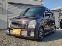 スズキ ワゴンR の中古車 660 RR-S リミテッド 埼玉県さいたま市西区 1.0万円